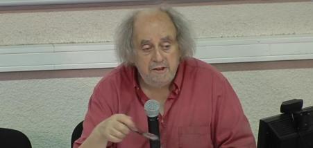 Marcel Dorigny au Colloque Léo Elisabeth (2018)